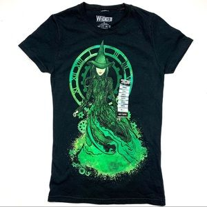 NWT WICKED The Musical Tee Shirt Hot Topic